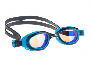 Очки MadWave Sun Blocker Junior, black/blue