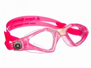Очки Aqua Sphere Kayenne Junior, pink/clear