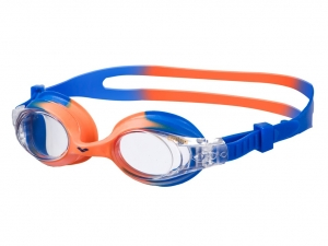 Очки Arena X-Lite Kids, blue/orange/clear