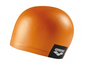 Шапочка Arena Logo Moulded, orange