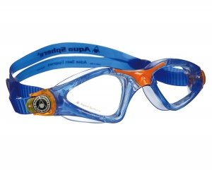 Очки Aqua Sphere Kayenne Junior, blue/clear