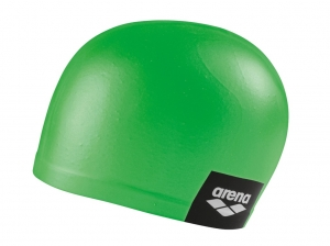 Шапочка Arena Logo Moulded, pea green