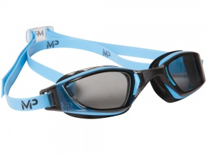 Очки Michael Phelps XCeed, black/blue