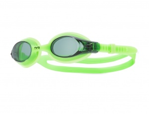 Очки TYR Swimple, smoke/green