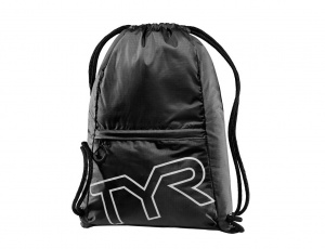 Сумка-мешок TYR Drawstring, black