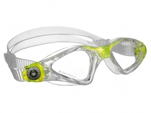 Очки Aqua Sphere Kayenne Junior, clear/clear/lime