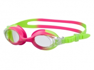 Очки Arena X-Lite Kids, green/pink/clear