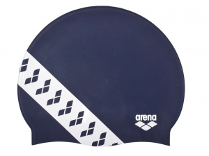 Шапочка Arena Team Stripe, navy