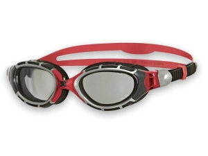 Очки Zoggs Predator Flex Polarized Reactor, red