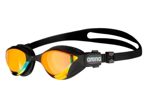 Очки Arena Cobra Tri Swipe Mirror, yellow/black