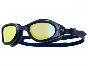 Очки TYR Special Ops 2.0 Polarized, navy/gold